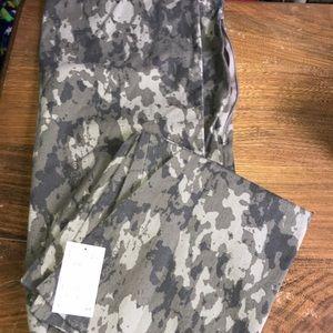 H&M camo 20 x 20 pillowcases